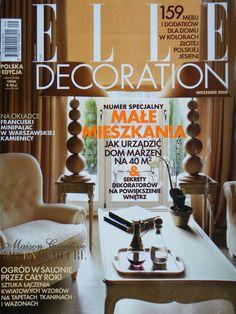 Maison Creative in Elle Decoration.