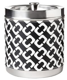"""""""CHAIN LINK"""" ICE BUCKET by Diane von Furstenberg, $80 at Bloomingdale's, The Mall at Chestnut Hill, 617-630-6042, bloomingdales.com"""