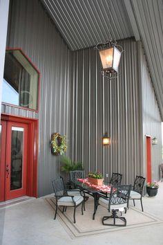 Benefits of Residential Metal Buildings with Living Quarters #MetalBuildings