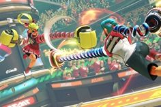Arms first significant update  which will be introducing Max Brass as a playable character  will also introduce an all-new versus mode that allows players to control Hedlok the fighter who has served as the games ultimate challenge.  The update which goes live in the UK tomorrow sees the first major new mode added to Nintendos fighting game and up until now there were scant details on what it would entail. Speaking to Eurogamer in London this afternoon Arms producer Kosuke Yabuki shared some…