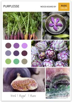 A color that was not available to commoners when it first appeared, purple has connotations of royalty and luxury. Yes, be inspired by purple! Texture, Purple, Plants, Royalty, Faces, Inspiration, Color, Luxury, Design