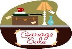 """Garage sale tips: how to sell junk for cash"" - thedigeratilife.com"
