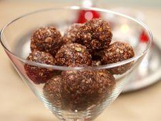 * Havreboller med sjokolade og espresso * | TRINEs MATblogg