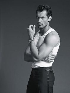 David Gandy is GQ Australia's International Style Icon! www.wmfeed.me