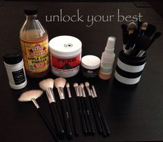 Unlock Your Best; March 2016 Monthly Favorites