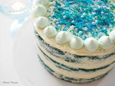 Annin Uunissa: Blue Velvet Cake