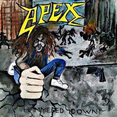 ApeX - Hammered Down DEMO (2015) review @ Murska-arviot