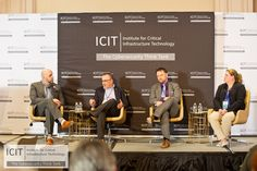 ICIT events create an environment to exchange dialogues, expertise and share knowledge on today's cybersecurity issues.  ICIT Fellows - Sean Kelley (Leidos), Tim Hill (Centrify), John Kupcinski (KPMG), Trish Cagliostro (Anomali) discussing Automation Strategies to Overcome Workforce and Financial Gaps.  ICIT Cyber Intelligence Briefing 2018 | Ritz-Carlton, Washington D.C. | March 14, 2018