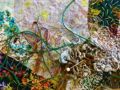 ¨ Idag var jag en tur i skogen och plåtade lite nya mossbilder. Skogsmarken är så inspirerande i sin artrikedom. Överallt finns insp...