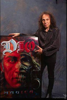 Ronnie James DIO-Magica.......................