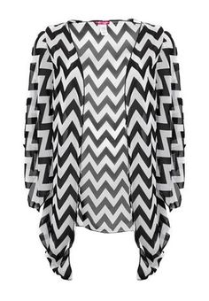 Body Central is an up-&-comer! The clothes are all comfortable, trendy and good quality. Chevron kimonos for spring and summer 2014!! This is on my wishlist <3