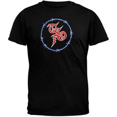 Trans-Siberian Orchestra - Barbed Wire T-Shirt