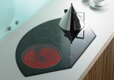 Divine Renovations Kitchen Cooktops #Induction #Unusual #Shape
