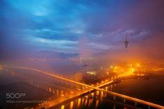Misty evening of Macao by 2574043315 via http://ift.tt/2nkej6O