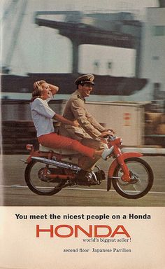 Honda Advert Campaign!