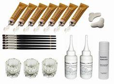 The Intensive Tint Starter Kit... Lash and brow tinting