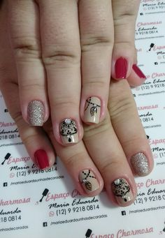 Uñas Mani Pedi, Pedicure, Easy Nail Art, Nail Art Designs, Make Up, Polish, Nails, Beauty, Chic Nails