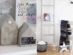 Lililotta The Blog: DIY/Jede Menge Beton, Häuser & eine Leiter!