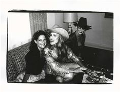 studio 54, barbara allen, jerry & cyndy hall at the urban cowboy premier party, 1980