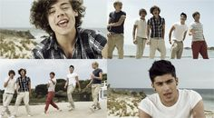 Day 1: How did you hear about One Direction? I saw this video a little after it came out, and i fell in love lol