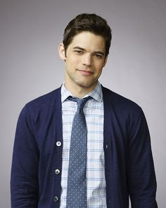 "Jeremy Jordan stars as Winslow ""Winn"" Schott in the new action-adventure drama SUPERGIRL, on the CBS Television Network.  Photo: Matthias Clamer/Warner Bros. Entertainment Inc. �© 2015 WBEI. All rights reserved."