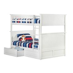 $847, The Maryellen Bunk Bed takes you back to that cottage on the beach. When you no longer need a bunk the Maryellen easily converts into two beds.