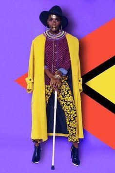 Destiny Owusu featured in TXTURE Magazine  Photo Credit: sirdexjones