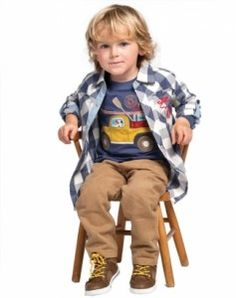 Frugi Boys...really cute stuff for boys and organic!