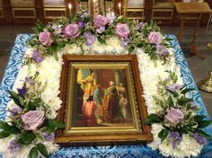 Лучших изображений доски «украшение икон цветами»  119   Church ... fa122023d6f