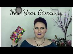 Enter this amazing New Year Giveaway! You don't want to miss it!