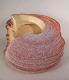 rzeźby z zapałek - Matchstick Sculpture by Oakes