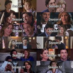 The change between season 1 and season 11 is heart breaking