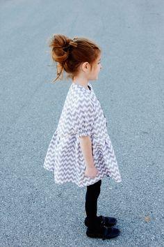 Image of the ZIG ZAG dress pattern  (purchased Jul'13)