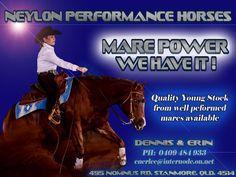 Neylon Performance Horses Add