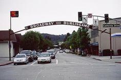 019c Neon Arch.. Burlingame CA