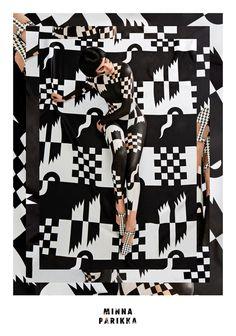 Janine Rewell est une designer graphique et illustratrice originaire de Helsinki…