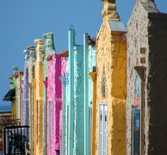 Crayons of Capitola, California