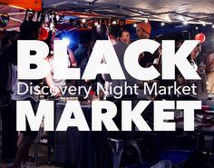 (re) Discovery Night Market  pw: mvmnt