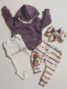 Excited to share the latest addition to my #etsy shop: #Baby girl clothes