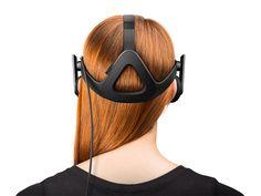 Details we like / Strap / layout / Adjustable / Black / Oculus / at oculus-rift-designboom-14