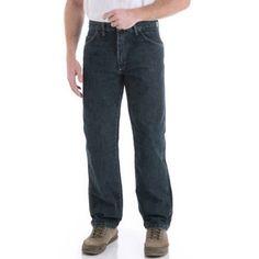 Wrangler Men's Regular Fit Jeans, Size: 40 x 32