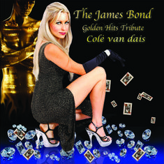 The James Bond Golden Hits Tribute Album is a compilation of favourite James Bond movie theme songs by Colé van dais.   A must have collector's item for any James Bond fan!