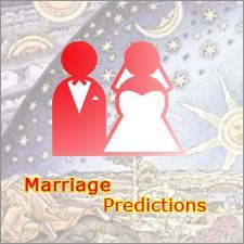 Free marriage prediction horoscope - Indian horoscope to make life easier and purposeful    In Indian cultures, Indian horoscopes is the beginning of the planet at the time of birth of person and all major decisions in life such as marriage, investments, property, and the like taken after consultation. READ MORE - http://www.freeastrologyformarriage.com/free-marriage-prediction-horoscope/#
