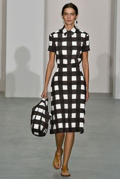 Jasper Conran Spring/Summer 2017 Ready To Wear Collection Elegant Outfit, Classy Dress, Classy Outfits, Stylish Outfits, Beautiful Outfits, Moda Streetwear, Streetwear Fashion, Modest Fashion, Fashion Outfits