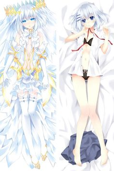FOCUS-COSTUME DATE A LIVE Tobiichi Origami Two-sided Pillow Case(59.05in*19.69in) *** Click image for more details.