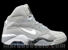 NIKE AIR FORCE 180 MID – WOLF GREY | Think Im going to start a Force 180 collection.