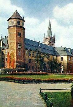 Königsberg Pr. Das Königliche Schloß,  Nordflügel,  Schloßstraße