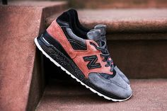 """Todd Snyder Drops Limited New Balance 998 in """"Sunset Pink"""" New Balance 998, Todd Snyder, Shoe Sites, Black Luxury, Sneaker Release, Fresh Shoes, Burberry Women, New Balance Sneakers, Retro Shoes"""