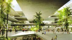 Sao Paulo Cultural Center, H: