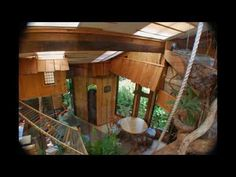 Gotta try this - stay in a treehouse near Volcano Nat'l Park on the big island of Hawaii! - Skye's Hawaii Volcano Treehouse Rental!